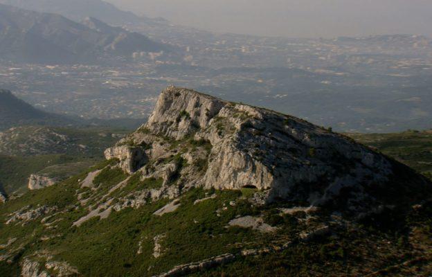 Colline du Garlaban
