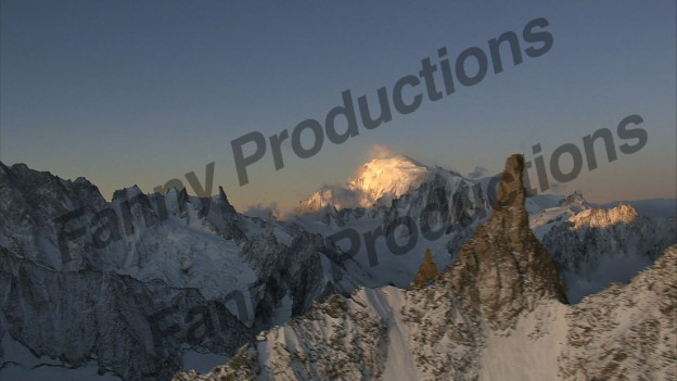 decouverte du Mont Blanc