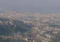 vue générale de Marseille