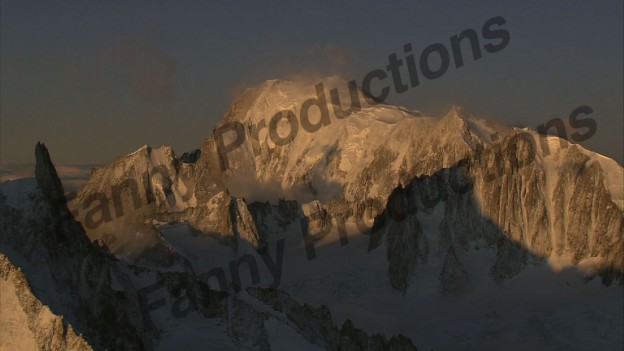 zoom out du mont blanc