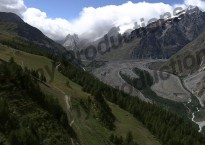 traveling montagne vallée